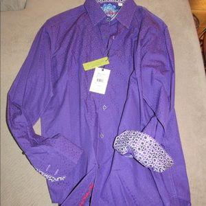 NWT Robert Graham shirt